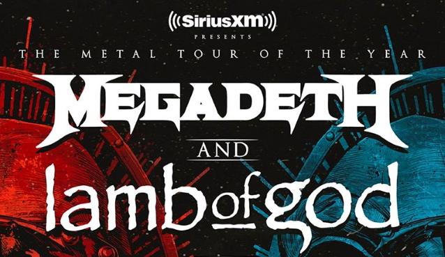 Megadeth & Lamb of God at Arizona Federal Theatre