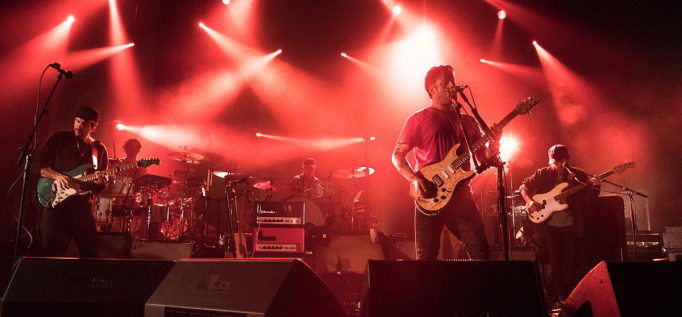 Modest Mouse at Arizona Federal Theatre